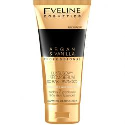 Eveline krem do rąk argan i wanilia 100ml