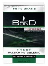 Bond balsam po goleniu fresh 150ml