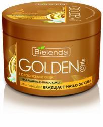 Bielenda Golden Oils brązujące masło do ciała 200ml