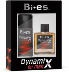 Bi-es zestaw Dynamix Classic (płyn po goleniu+dezodorant)