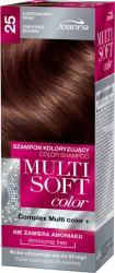 Joanna Multi Soft 25 kasztanowy brąz szampon