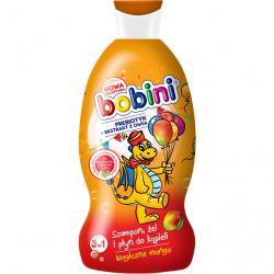 Bobini szampon dla dzieci 330ml Magiczne Mango