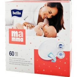 Bella Mamma wkładki laktacyjne 60 sztuk