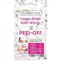 Bielenda Carbo Detox Pell-Off maska węglowa oczyszczająca