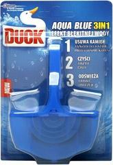 Duck Aqua Blue 3w1 kostka do WC