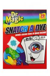 Dr Magic Chusteczki wyłapujące kolor 20 sztuk