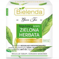 Bielenda Zielona Herbata krem regulujący na noc 50ml