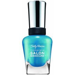 Sally Hansen lakier do paznokci 440 Calypso Blue Complete Salon Manicure
