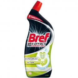 Bref 10xEffect Micro-Brush Action żel do WC 750ml