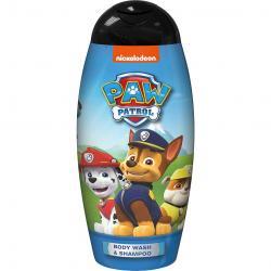 Bi-es Paw Patrol szampon i żel pod prysznic 250ml