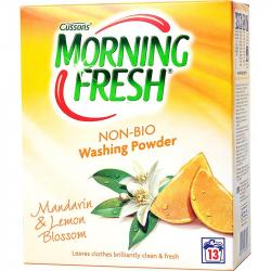 -35% Morning Fresh proszek do prania uniwersalny 867g Mandarin & Lemon Blossom