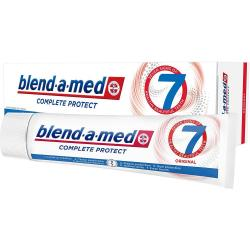 Blend-a-med Complete 7 pasta do zębów 100ml Original