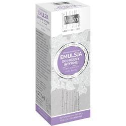 Nutka Emulsja do higieny intymnej 222ml czarna porzeczka/białe kwiaty