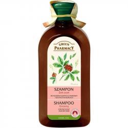 Green Pharmacy szampon do włosów 350ml Żeń-szeń
