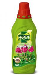 Agra nawóz do roślin domowych płyn 0,5L