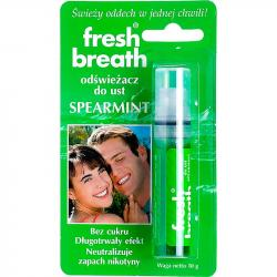 Fresh breath odświeżacz do ust spearmint