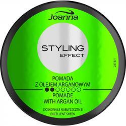 Joanna Styling FLUO pomada z olejem arganowym 40g