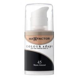 Max Factor Colour Adapt podkład 45 Warm Almond