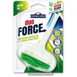 General Fresh 2- fazowa kostka toaletowa o zapachu leśnym