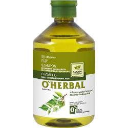O Herbal szampon 500ml Brzoza (włosy normalne)