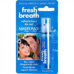 Fresh breath odświeżacz do ust miętowy