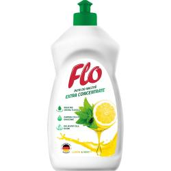 FLO Płyn do naczyń 500ml Lemon & Mint