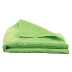 Ścierka z mikrofibry zielona 30x30 cm