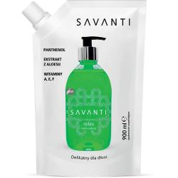 Savanti mydło w płynie zapas 900ml Relax