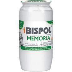 Bispol Memoria W02 wkład do zniczy olejowy 30szt