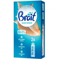 Brait Mini Spray zapas 2x10ml Ocean Breeze