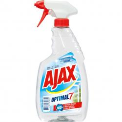 Ajax płyn do szyb 500ml super effect spray