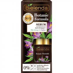 Bielenda Botanic Formula serum do twarzy 15ml Nawilżające
