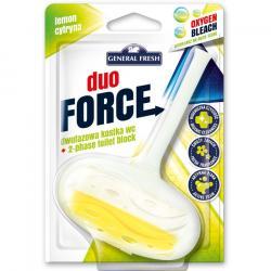 General Fresh 2- fazowa kostka toaletowa o zapachu cytrynowym