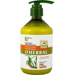 O Herbal odżywka do włosów wzmacniająca włosy 500ml Tatarak