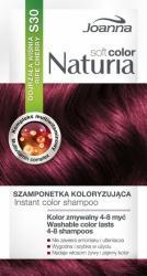 Joanna Naturia Soft Color S30 dojrzała wiśnia szamponetka koloryzująca