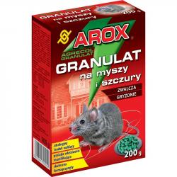 Arox granulat na myszy i szczury 200g