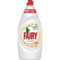 Fairy płyn do naczyń 900ml rumianek - witaminy