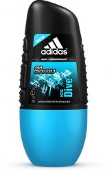 Adidas roll-on męski Ice Dive 48h 50ml