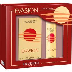 Evasion Zestaw woda toaletowa + dezodorant