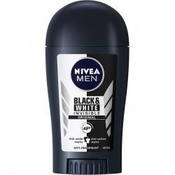 Nivea Men sztyft Invisible Black & White 40ml