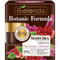 Bielenda Botanic Formula maseczka do twarzy 50ml Odżywcza