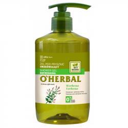 O Herbal żel pod prysznic orzeźwiający 750ml Werbena