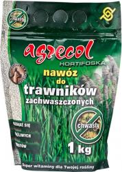 Agrecol nawóz do trawników zachwaszczonych hortifoska 1kg