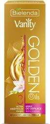 Bielenda Golden Oils krem do depilacji skóry wrażliwej 100ml