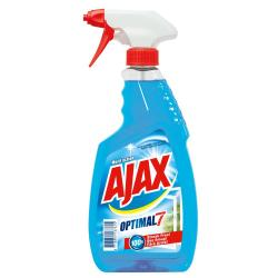Ajax płyn do szyb 500ml Optimal 7 Multi Action Blue