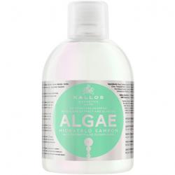 Kallos szampon Algae nawilżający 1000ml