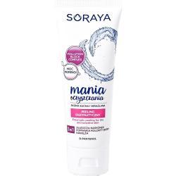 Soraya Mania Oczyszczania Peeling enzymatyczny 3w1 75ml
