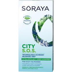 Soraya City S.O.S krem wygładzający pod oczy i na powieki 15ml
