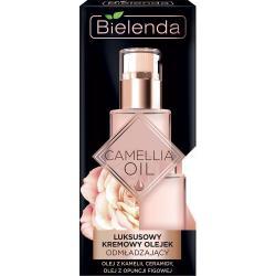 Bielenda Camelia Oil Luksusowy krem-olejek odmładzający 15ml