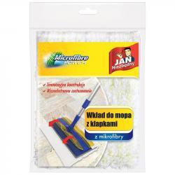 Jan Niezbędny wkład do mopa z klapkami mikrofibra